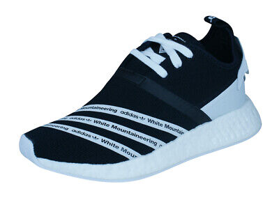 Details about Adidas Originals White Mountaineering NMD R2 Primeknit Mens Trainers BB3072 Y57B