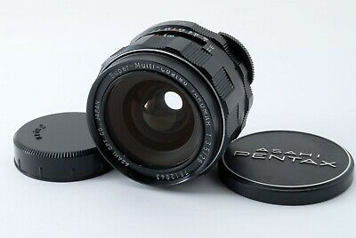Asahi Pentax SMC Takumar 28mm F/3.5 MF Prime Lens For M42 Exce+++ Japan #5003