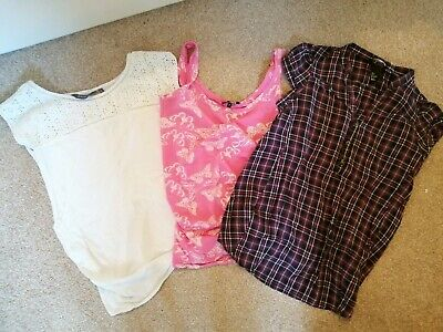 Maternity summer Top Bundle 8/10