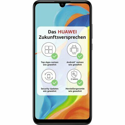 HUAWEI P30 lite New Edition 256 GB 6.15 pollici (15.6 cm) Dual-SIM Android™ 9.0