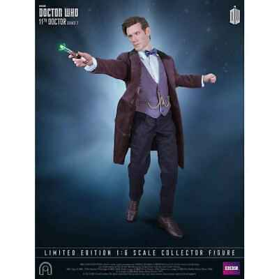 Figurine Dr who 11th SERIES 7 1:6 COLLECTOR FIGURE FROM BIG CHIEF STUDIOS - neuf
