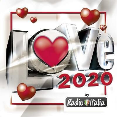 Radio Italia Love 2020 (2 Cd)