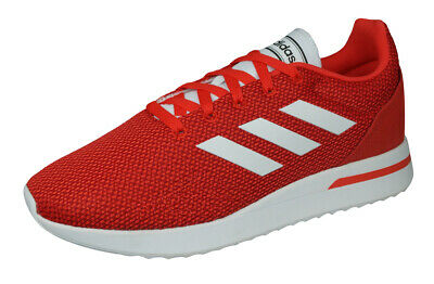 ADIDAS RUN 70S Mens Sneakers Casual Running Gym Shoes Red
