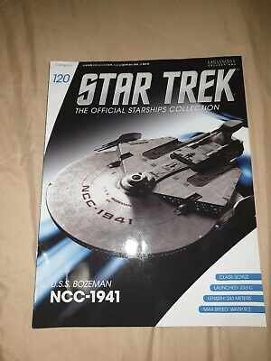 Star Trek Starships Collection Issue 120