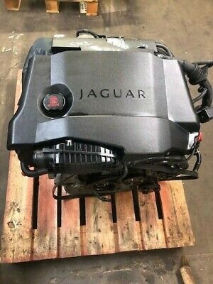 Jaguar St / Xf /Xj / Land Rover Discovery / Range Rover Sport 2.7 Tdv6 Engine