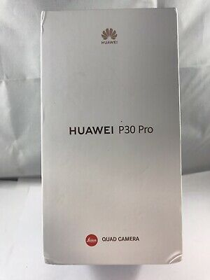Huawei P30 Pro Breathing Crystal 128GB VOG-L29 Empty Retail Phone Box Only