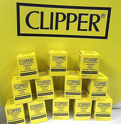 9 27 45 CLIPPER Lighter Flints Universal Flint For All Types Lighters Cigarette