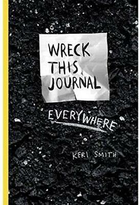 Wreck This Journal Everywhere, Smith, Keri, Good Condition Book, ISBN 9781846148