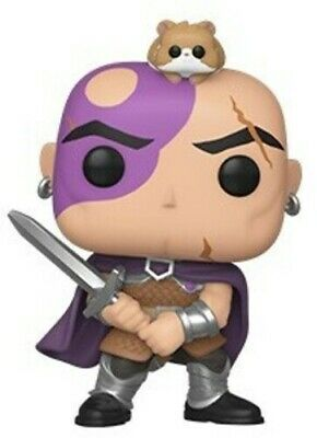 Funko Pop! Games: - Dungeons & Dragons - Minsc & Boo 889698 (Toy Used Very Good)