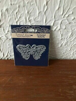 Tattered Lace Metal Cutting Die - Enchanted Butterfly - Tld0352