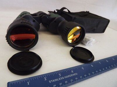 BRAND NEW Binocular 30 X 50MM 30X Magnification 50mm Ruby Coated Lens STRAP CASE