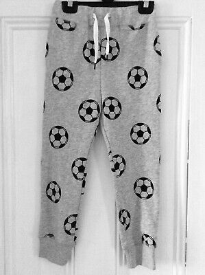 Brand new boys jogger trousers, age 6-7 years (functional drawcord)