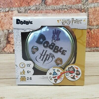 Asmodee Harry Potter Dobble Card Game 6+ New And Sealed