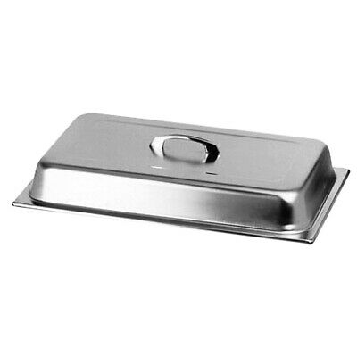 Thunder Group SLRCF115 Stainless Steel Rectangular Chafer Dome Cover