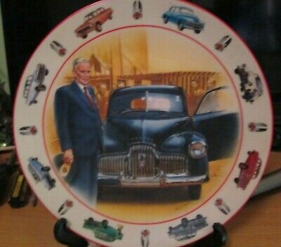 the birth of the australian car collectors plate