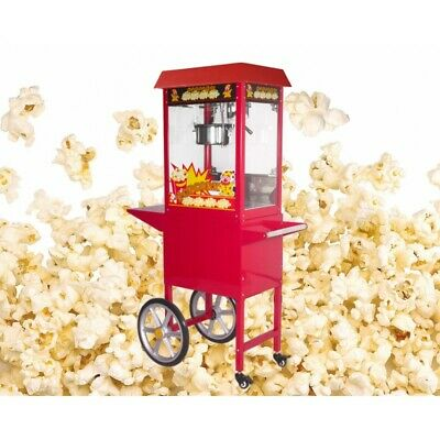 Machine for Popcorn Professional with Cart
