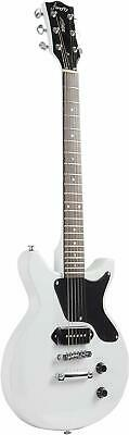 FFDCS Firefly Solid Body Electric Guitar White Color