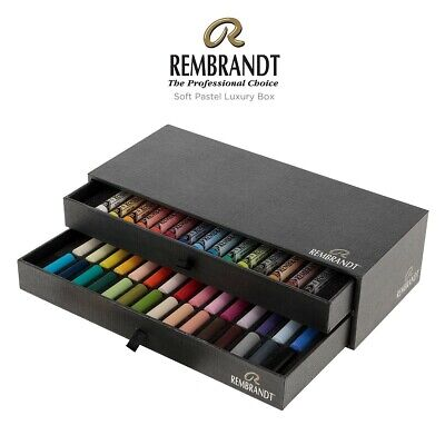 Rembrandt Soft Pastel Half Stick Sets High Quality Professional High Pigment