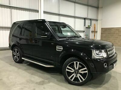 2015 (65) Land Rover Discovery 4 3.0 SD V6 HSE Luxury (s/s) 5dr