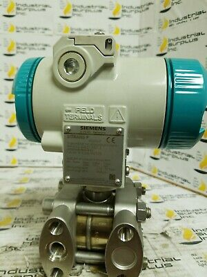 Siemens Sitrans D-76181 Transmitter for Absolute Pressure