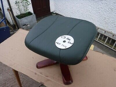 Green  Foot Stool  /  Rest