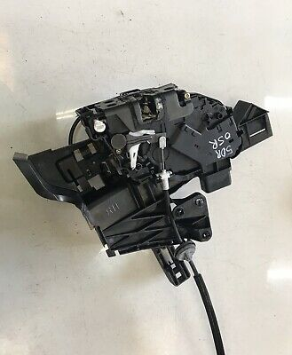 FORD FOCUS MK2 2004-08 DRIVER SIDE FRONT DOOR LOCK MECHANISM