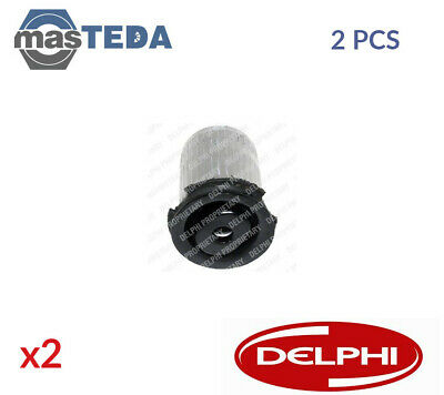 2x DELPHI LOWER FRONT CONTROL ARM WISHBONE BUSH TD385W I NEW OE REPLACEMENT