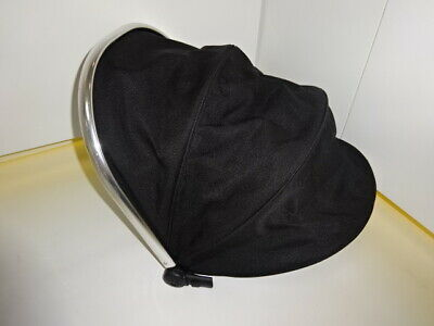 iCandy Peach 2 HOOD for Main/ Upper Seat Unit Black