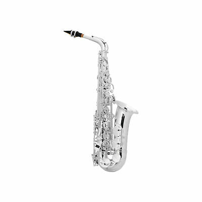 Selmer 42 Eb Professional Alto Saxophone Outfit, Silver Plated