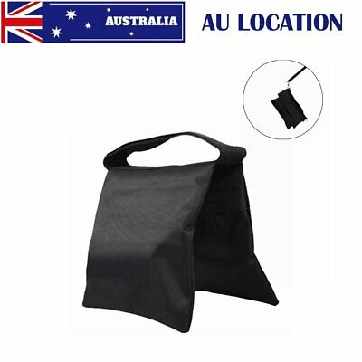 Photography Sandbag Studio Sand Bag for Light Stand Boom Arm Stand w/ Hook AU