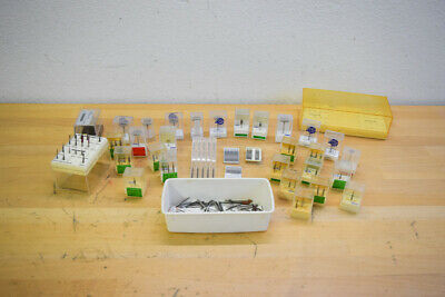 Dental Laboratory Clearance Various Mills, Drill Bit, Diamond New Boxed + Used