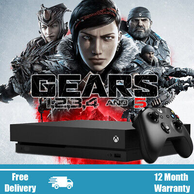 Xbox One X 1TB Console Gears 5 Bundle (Xbox One) Brand new
