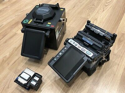 FUSION SPLICER & CLEAVER SERVICING - All makes & models - Sumitomo - Fujikura