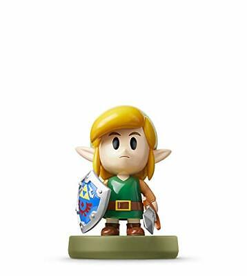 [Island to see the dream] amiibo link (The Legend of Zelda series)