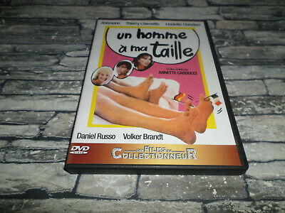 UN HOMME A MA TAILLE /  Anemone   Thierry Lhermitte  //   DVD