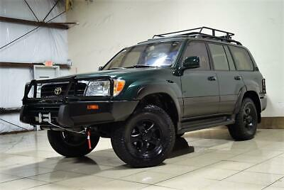 1999 Toyota Land Cruiser LIFTED 4X4 OFFROADING Toyota Land Cruiser LIFTED DIFF LOCK NEW TIMING OME LIFTED HARD TO FIND MUST SEE