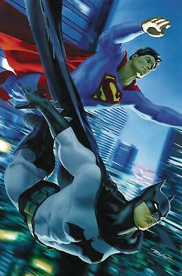 Batman Superman #9 Mike Mayhew Var Ed Pre-Order 22/04/20 Vf/Nm Dc