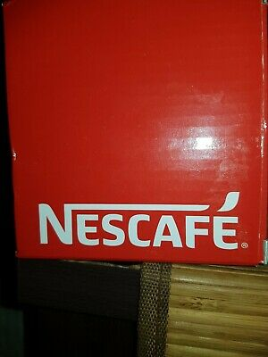 Nescafe coffee Red mug limited edition RARE Brand New!!