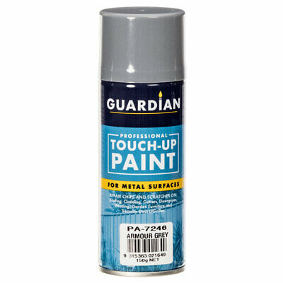 NEW Guardian Armour Grey Aerosol Paint 150g