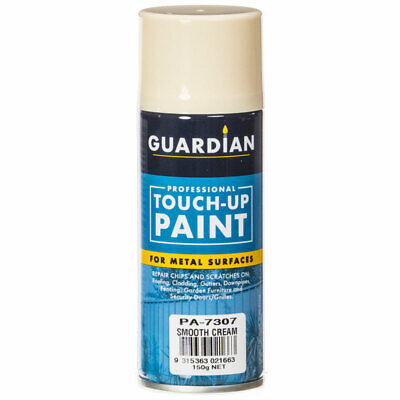 NEW Guardian Smooth Cream Aerosol Paint 150g