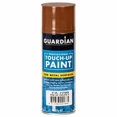 NEW Guardian Red Dust Aerosol Paint 300g