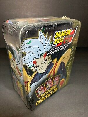 Dragon Ball GT Score 1x  Baby Vegeta Collector/'s Tin New Sealed Product