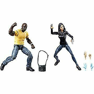 Marvel Legends Series 6-inch Luke Cage & Claire Temple 2-Pack