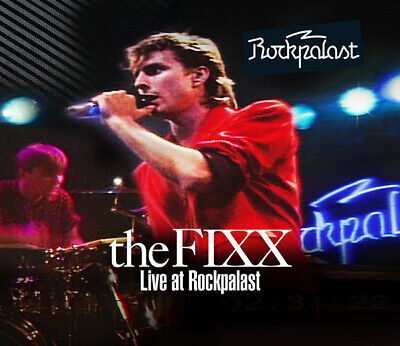 the FIXX: Live At Rockpalast, Hamburg 1985: DVD/CD REP5332