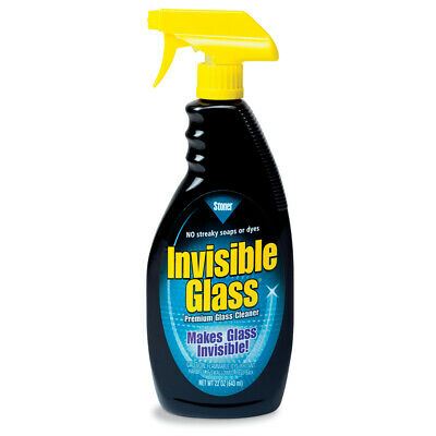 Invisible Glass - Premium Glass Cleaner - 643ml (22oz)