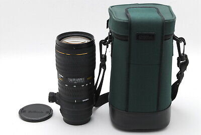 EXC++++ SIGMA EX 70-200mm f/2.8 APO DG Macro HSM for Canon EF, Case from Japan