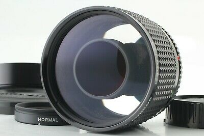 RARE【Near Mint w/Box】 Minolta RF Rokkor 250mm F5.6 Reflex Mirror Lens From JAPAN