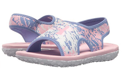 Under Armour Baby Toddler Girls Fat Tire II Sandals Water Shoes 9 Toddler Pink