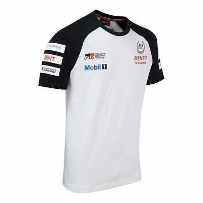 Toyota Gazoo Racing Team T-shirt WEC Winner Le Mans 2019 ADULT
