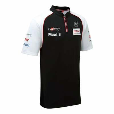 Toyota Gazoo Racing Team Polo Shirt WEC Winner Le Mans 2019 ADULT